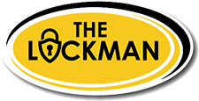 The Lockman | 24/7 Locksmith Dublin Logo