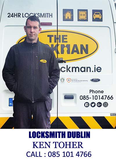 The Lockman - Locksmiths Dublin