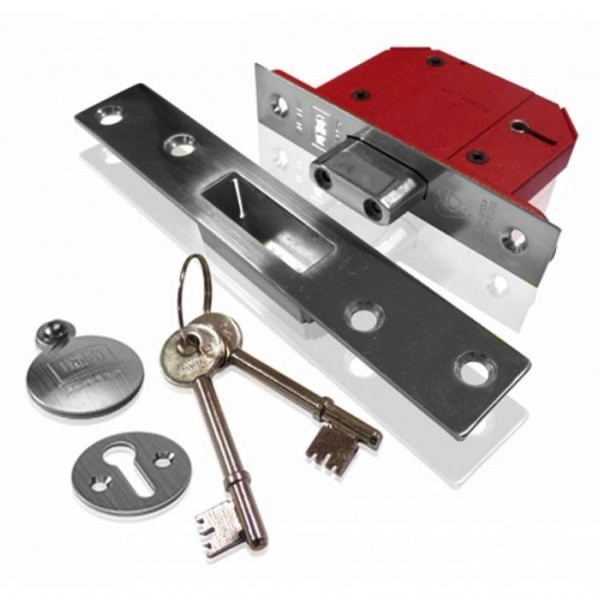 New Locks - The Lockman